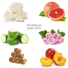 floral fruity a
